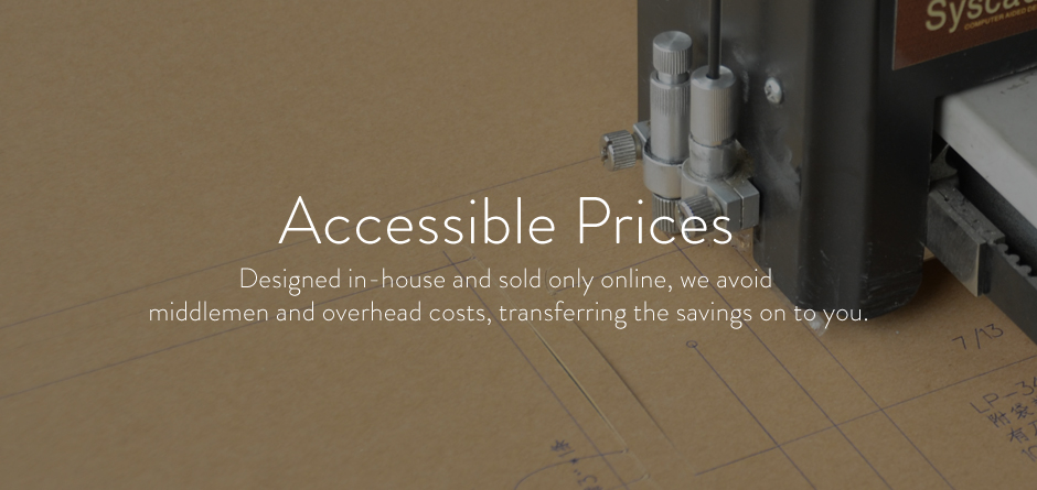 Accessible Prices